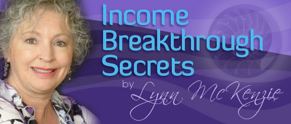 Income Breakthrough Secrets
