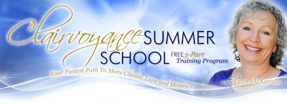 Clairvoyance Summer School