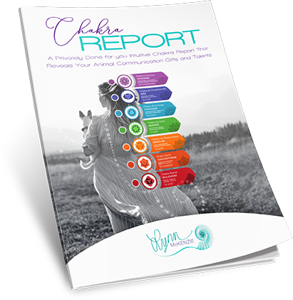 A Privately Done-for-you Intuitive Chakra Report That Relates Directly to Your Psychic Gifts and Talents