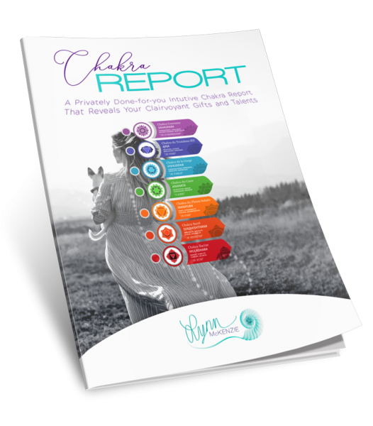 Animal Energy® Certification Training Chakra Report